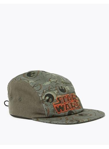 Marks & Spencer Star Wars™ Desenli Şapka Gri
